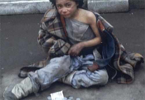 Romania Orphan